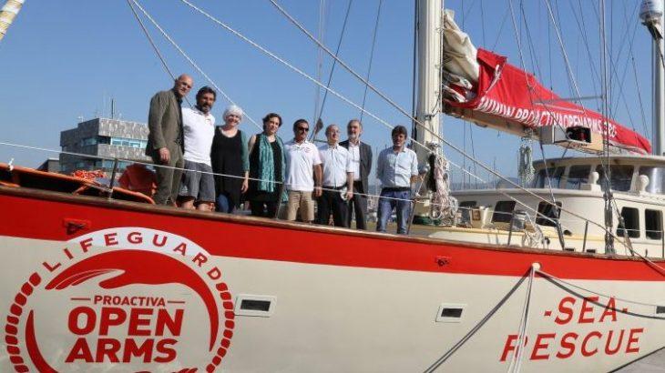 Open Arms rejette l'offre de l'Espagne d'accueillir son navire au port d'Algésiras