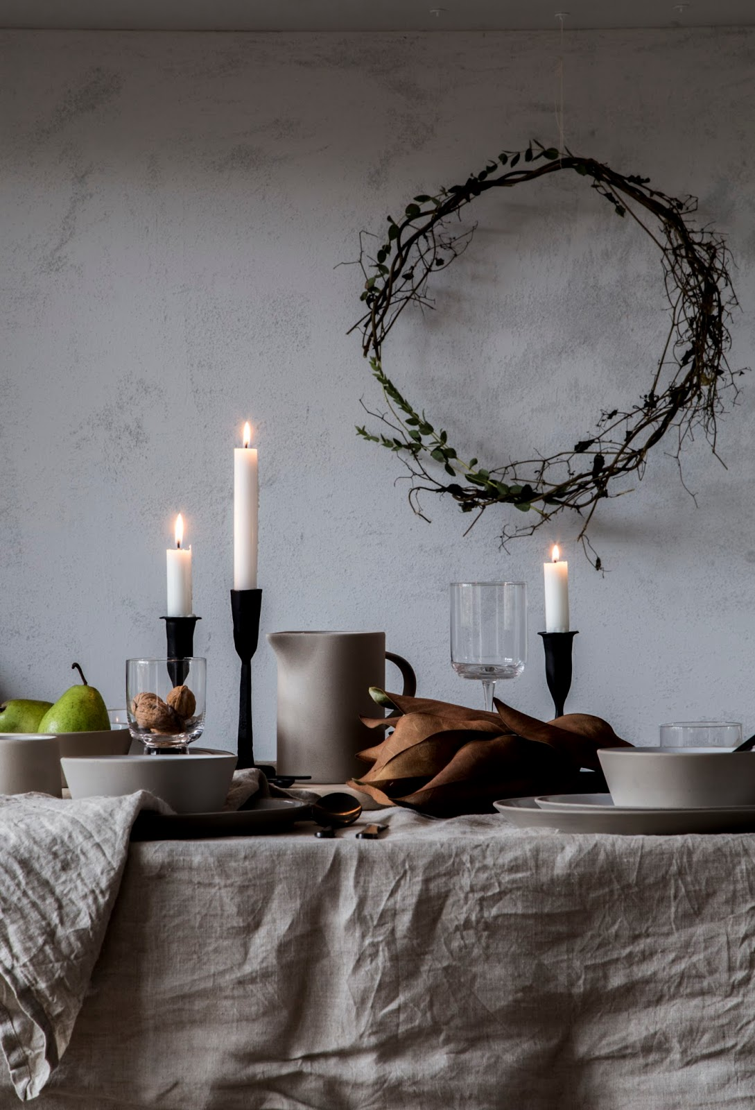 My Scandinavian Home Feeling The Hygge My Holiday Table