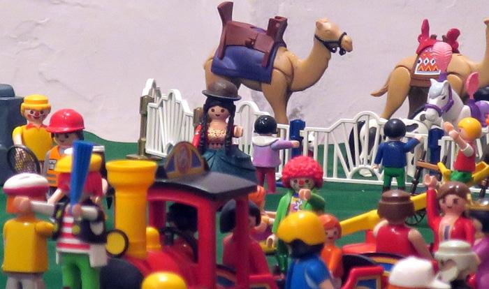 La cholita boliviana llega a Playmobil