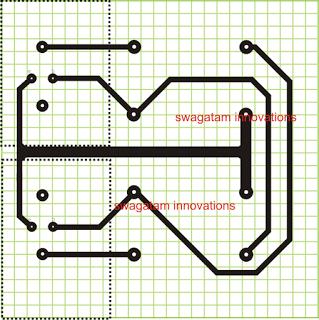 PCB design for simple inverter