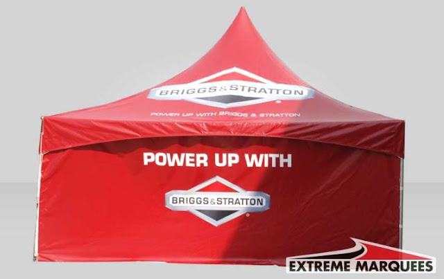 marquee custom tent