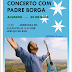 Concerto com Padre Borga - 20/05 em Alvados