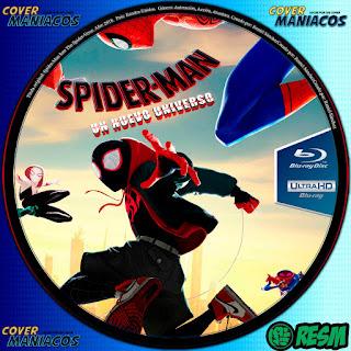 GALLETA - SPIDER MAN: UN NUEVO UNIVERSO - SPIDER MAN INTO THE SPIDER VERSE - 2018