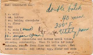 Оригинална рецепта за лесна шоколадова торта на Лори Колвин
