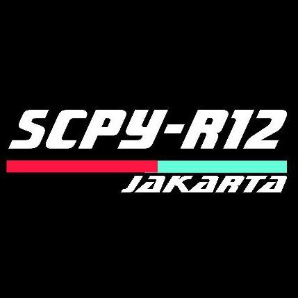 Logo Scoopy R12 Jakarta