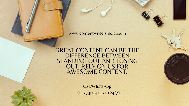 advantages of hiring best content writers