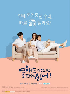 nonton drama korea Love is Annoying, But I Hate Being Lonely sub indo