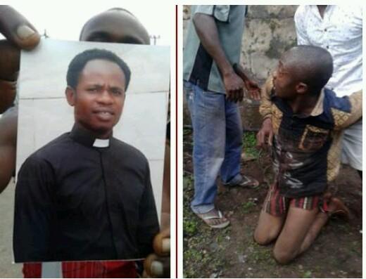 Nigerian Pastor Arrested For Stealing Cars