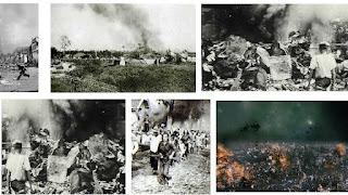 Fakta-fakta Sejarah Bandung Lautan Api, 200 ribu Orang Bakar Rumah Sendiri