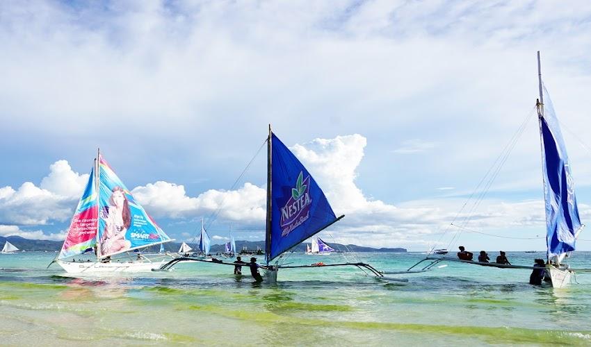 Boracay Island: Paraw Sailing
