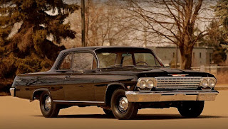1962 Chevrolet Biscayne Front Right