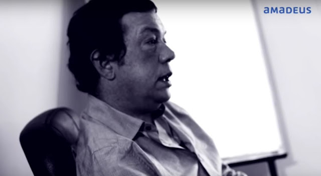 Nacho Colautti gerente General de Tucano Tours