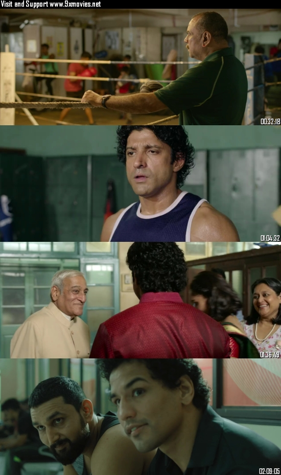Toofaan 2021 Hindi 720p 480p WEB-DL x264 Full Movie