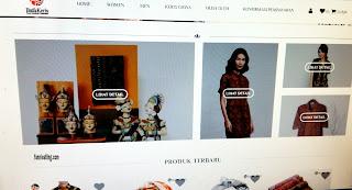 produk Batik Keris online lihat detail