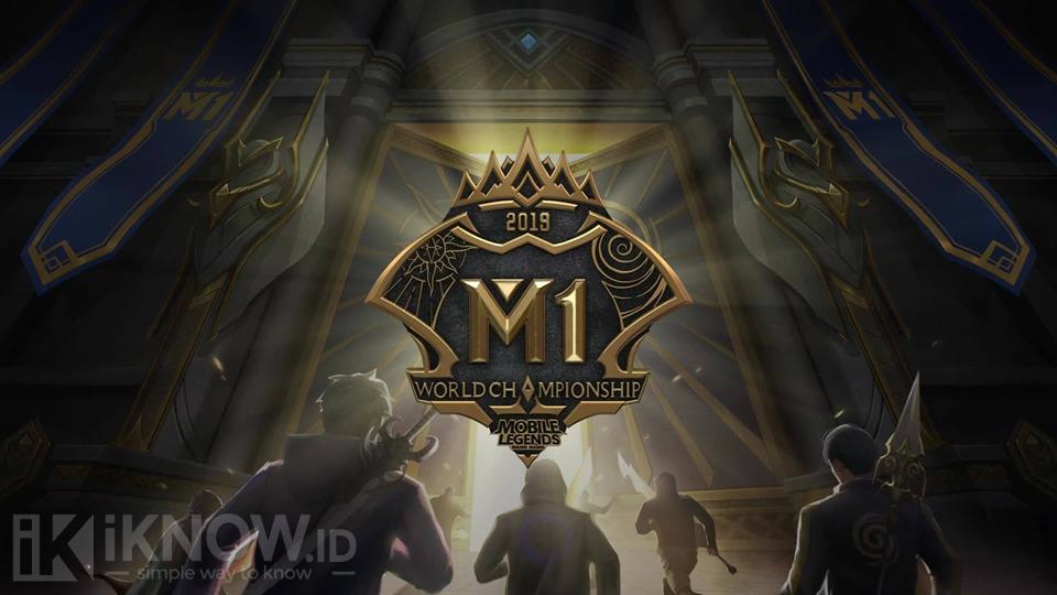 Ini Dia Turnamen Kejuaraan Dunia Mobile Legends untuk Pertama Kalinya!