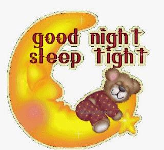 sleep good night