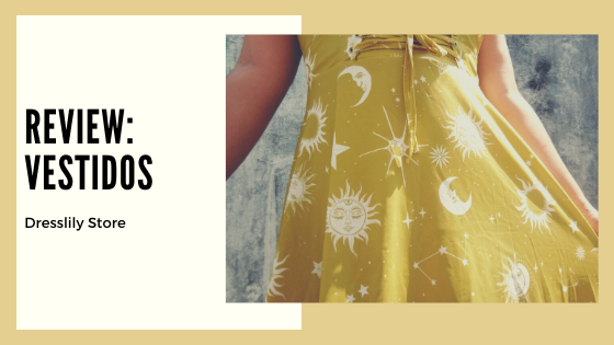 Dresslily: Vestidos | Haul