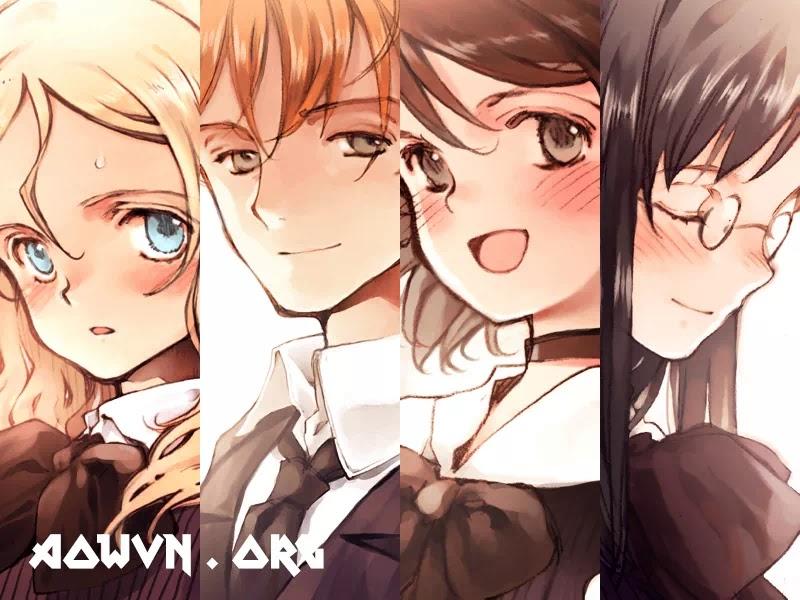 AowVN.org minz%2B%25283%2529 - [ Visual Novel ] Quartett ! Việt Hóa | Game PC - Nhẹ Nhàng , Hài hước và Sâu Lắng