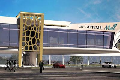 مول لاكبيتال العاصمة الادارية بحى المال والاعمال