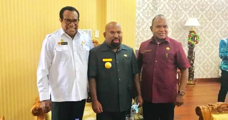 Dualisme Sekda Papua, Komda Regio Papua Apresiasi Langkah Gubernur