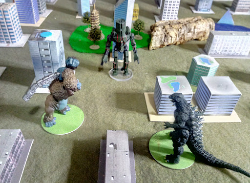 Godzilla vs Kong - With Added Jaeger