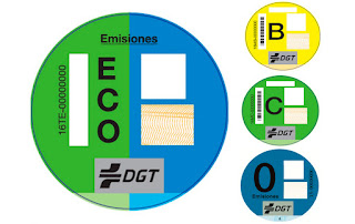 Fénix Directo Seguros Blog - etiquetas ecologicas DGT