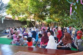 PSPP Yogyakarta buka bersama panti asuhan