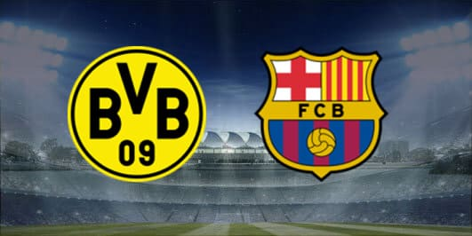 مباراة برشلونة وبوروسيا دورتموند كورة اون لاين بتاريخ 27-11-2019 دوري أبطال أوروبا