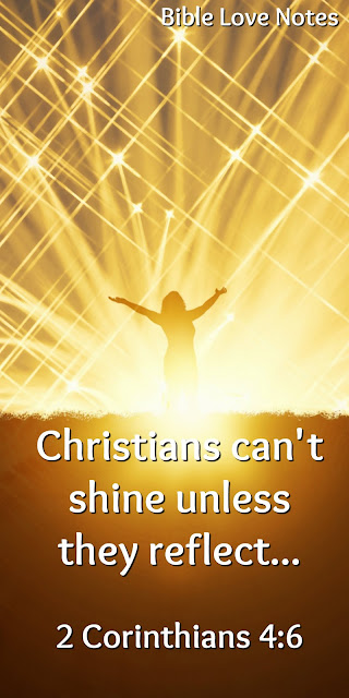 Shining in the Darkness - 2 Corinthians 4:6