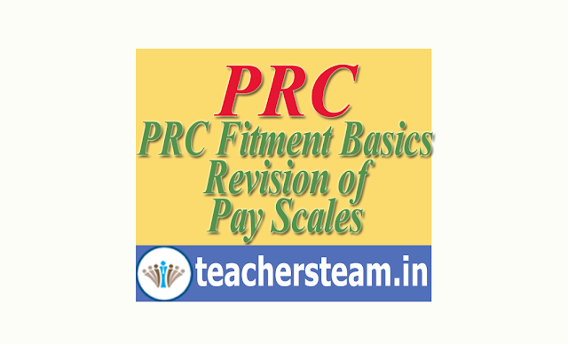 Expected New Basic Pays in upcoming PRC(Pay Revision Commission)