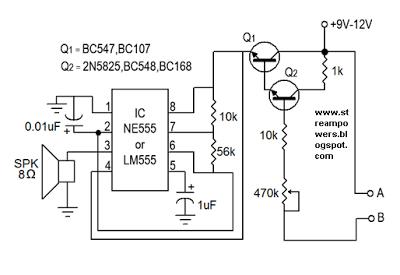Circuit Wiring Solution: Simple Water Sensor Wiring