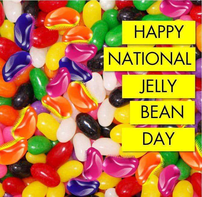 National Jelly Bean Day Wishes Photos