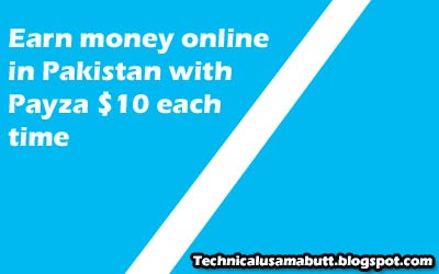 Earn money online in pakistan $100 a day