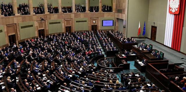 Interpelasi anggota Parlemen dan sikap Pemerintah Polandia  tentang West Papua
