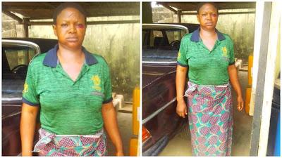 Nigerian Man Nicknamed 'Stubborn' Beats Wife To Coma Over Divorce