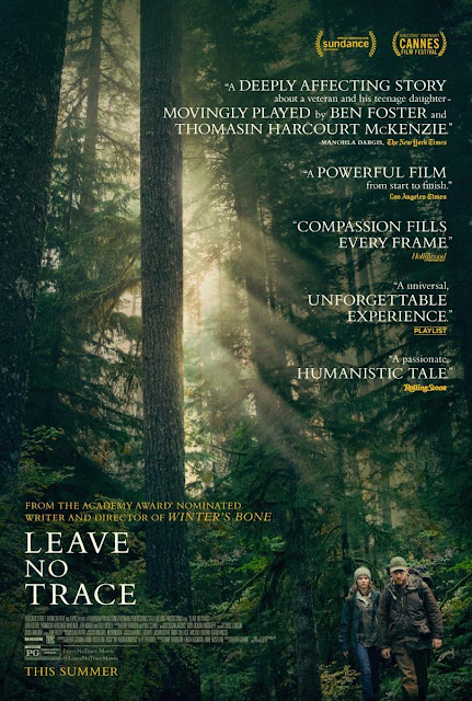 Leave No Trace [2018] [BBRip 1080p] [Dual Audio]