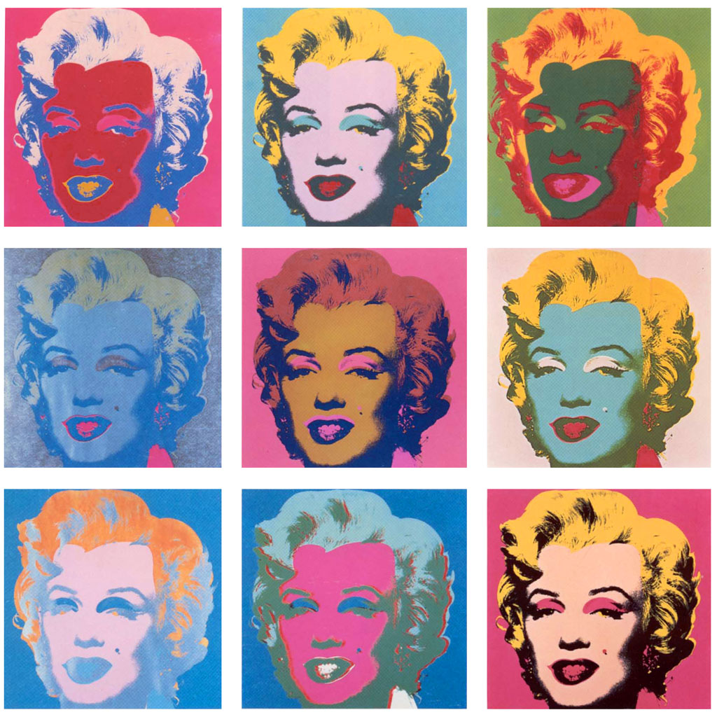 Andy Warhol, pop-art