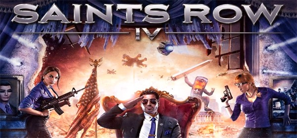 Saints Row IV FULL GAME