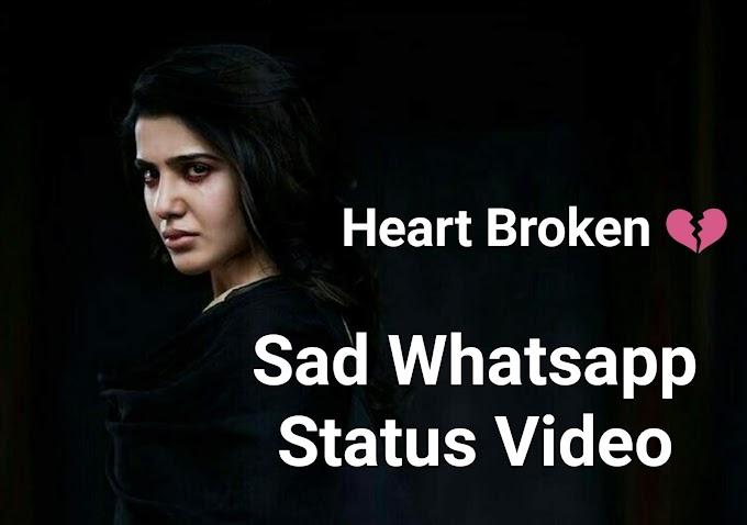 StatusMobi.Com | Sad Whatsapp Status Video | Sad Heart Touching Whatsapp Status Video | Sad Song Status