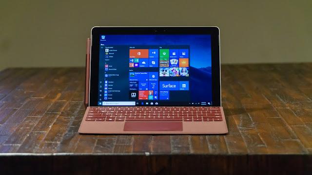 giá bán Surface Go