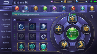 faramis emblem mobile legends