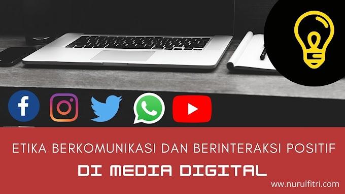 Etika Berkomunikasi di Media Digital