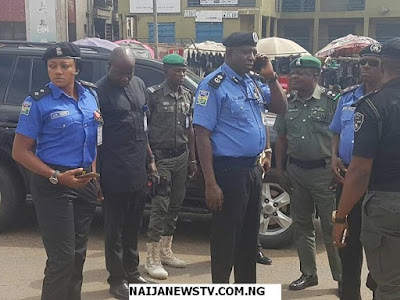 Three Suspected Armed Robbers on Army Uniform Escapes from Police Custody Obosi