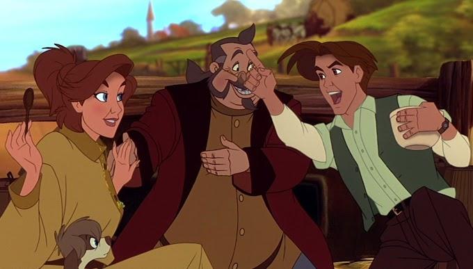 Animações famosas que não são da Disney