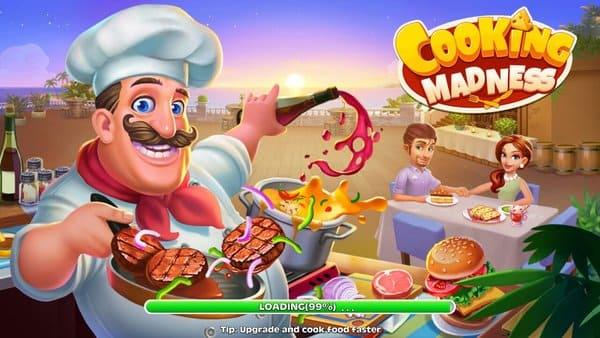 Top 5 jogos de culinária para Android