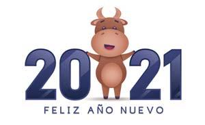 feliz año nuevo 2021 para descargar