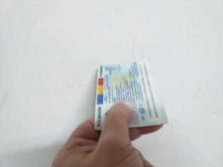card identitate - info drumul taberei