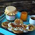 Desayuno de Verano con Barco de Plátano de Canarias
