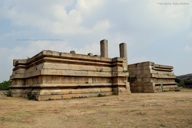 Raya Gopura or rajya gopura in melukote