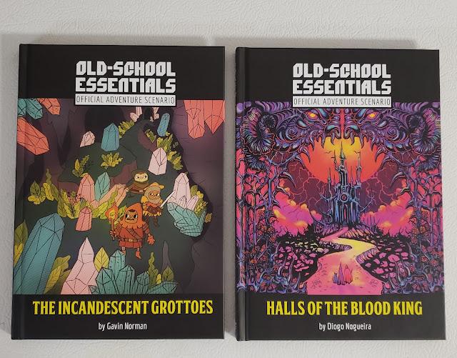 Old-School Essentials Adventures